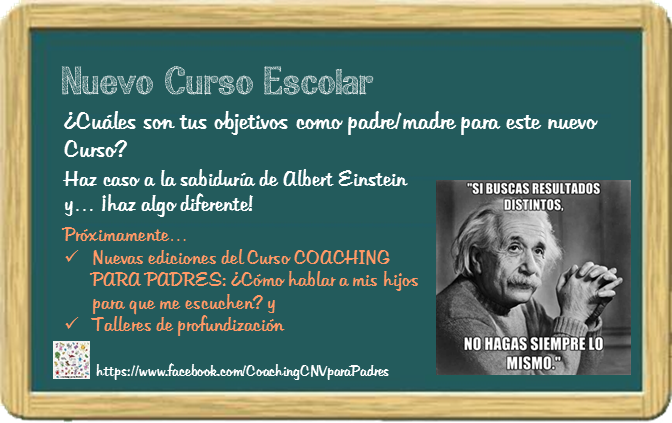 CoachingparaPadresNuevo Curso2015y16